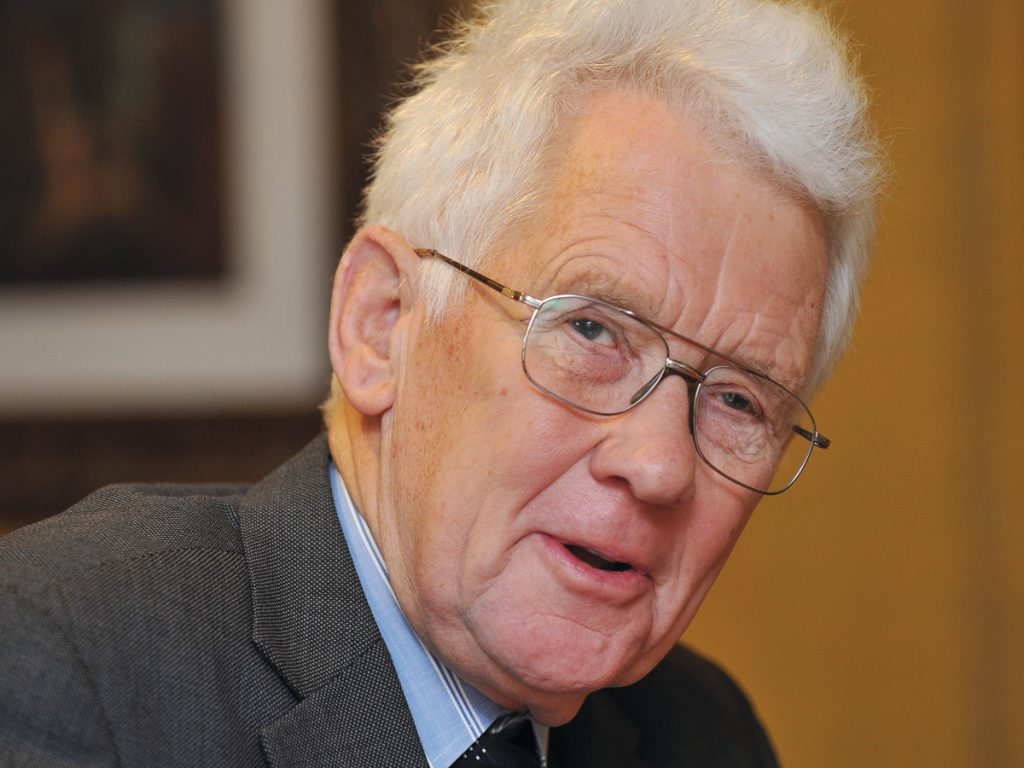 Alan Pickering, BESTrustees, in discussion about the challenges of fixed income.