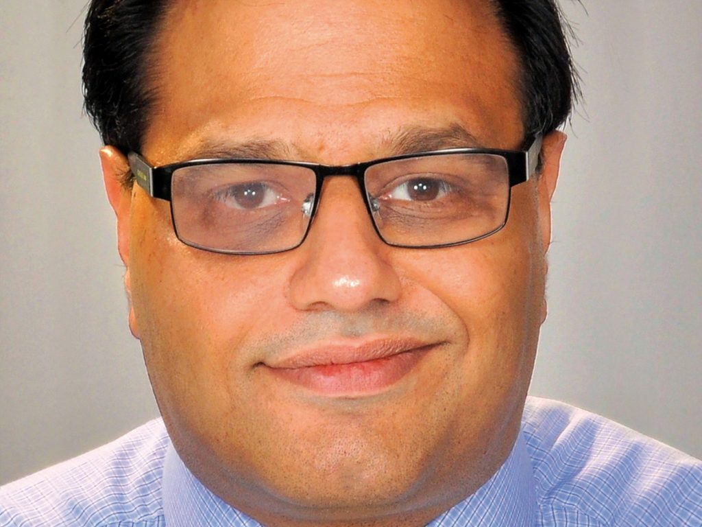 Headshot of Anand Kwatra.