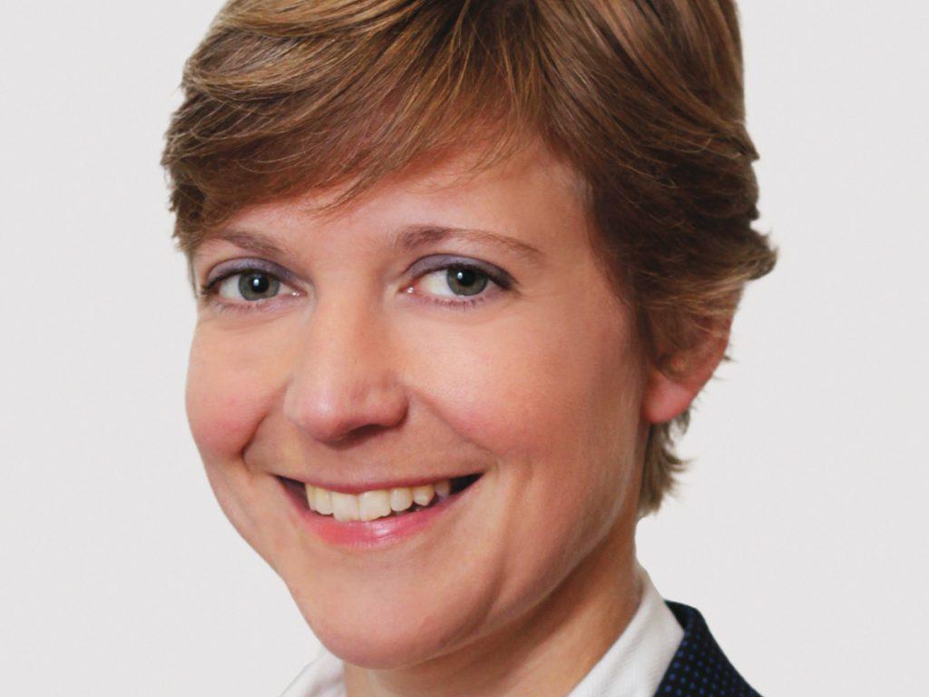 Headshot of Claire Bews