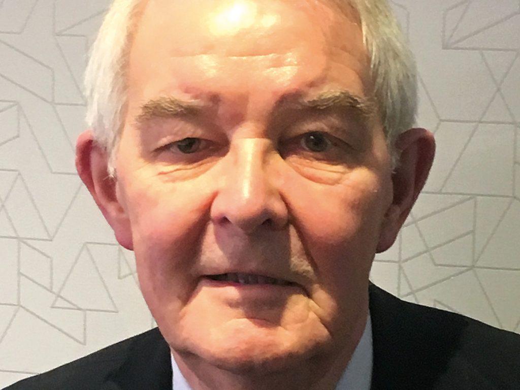 Headshot of David Weeks
