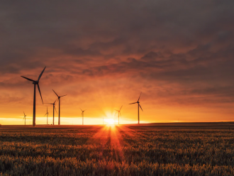 windturbines sustainable trends